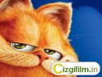 Garfield �ut At��� - Garfield yaramazl�k yapmay� b�rakm�� �ut at��� yap�yor