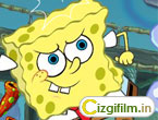 Deniz Eğlencesi - Sünger bob kafasıyla üzerine gelen salyangozu fırlatıyor