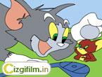 Golfcu Tom ve Jerry Boyama - Tom ve jerry golf oynuyorlar bizde onları boyayalım