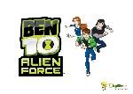 Ben 10 Alien Force - Ben 10 alien force ile yeni maceralar sizleri bekliyor