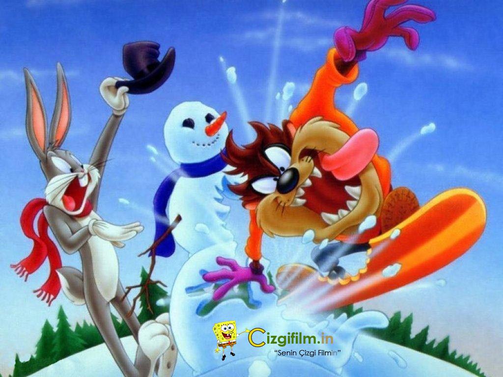 Bugs Bunny » Kardan Adam - Tam boy görmek için tıklayın