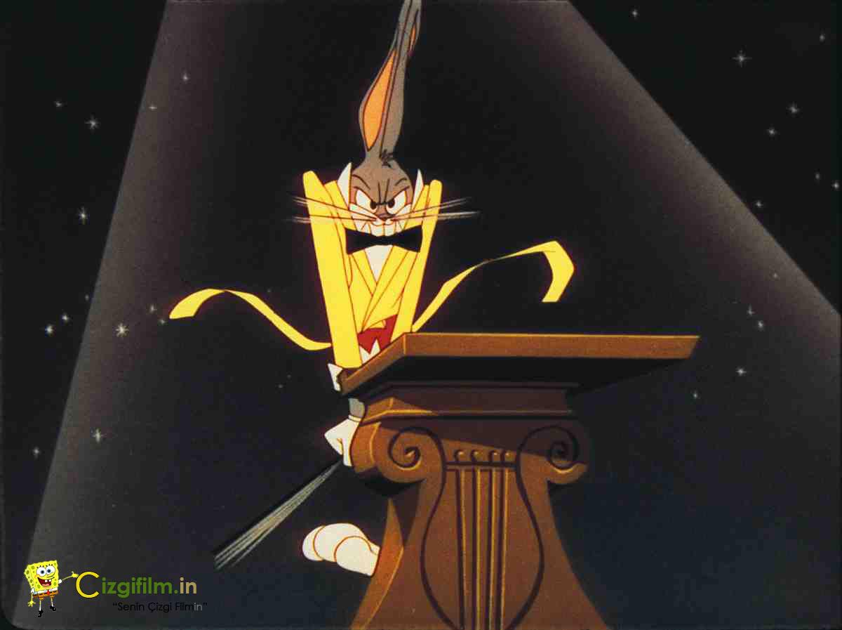 Bugs Bunny » Kızgın Tavşan - Tam boy görmek için tıklayın