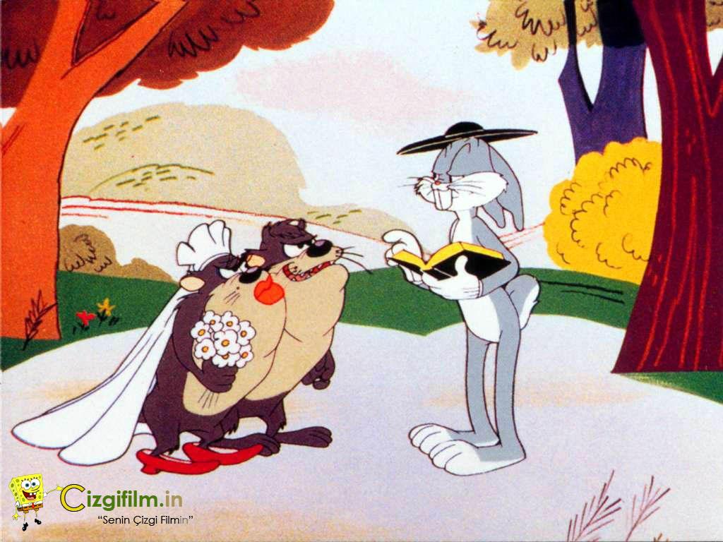 Bugs Bunny » Nikah Memuru - Tam boy görmek için tıklayın
