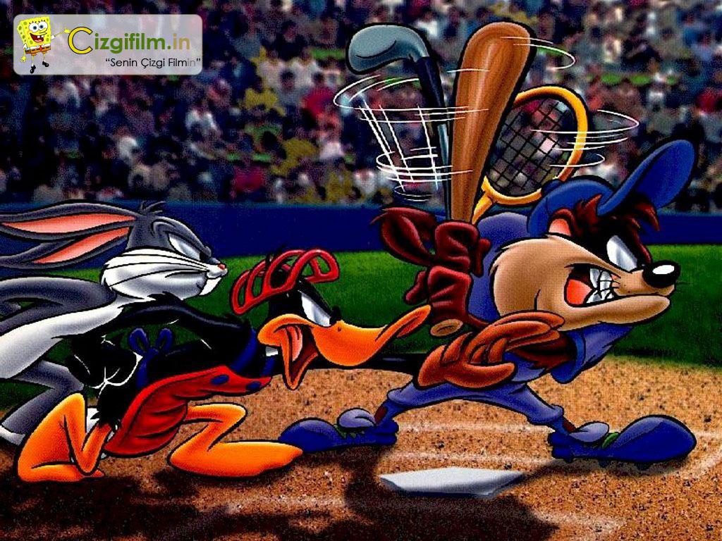 Bugs Bunny » Sportif Kahramanlar - Tam boy g�rmek i�in t�klay�n