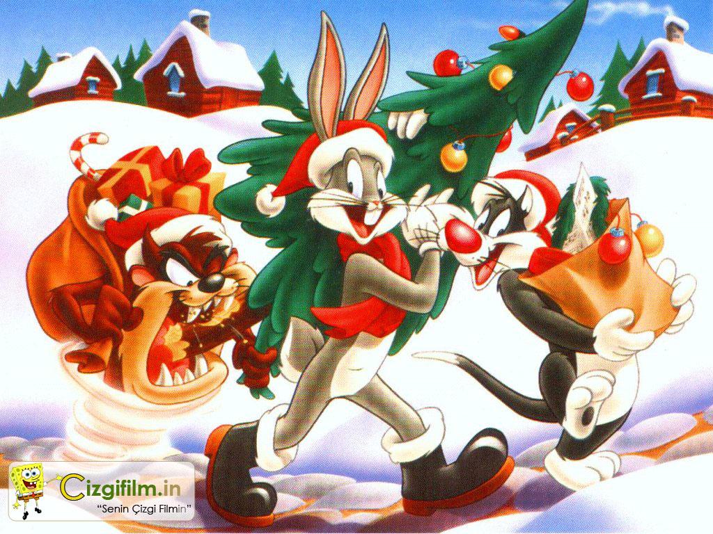 Bugs Bunny » Yılbaşı Kutlaması - Tam boy görmek için tıklayın