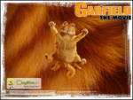 Garfield Z�play��� - Garfield �yle bir z�plam��ki gerilmi� adeta