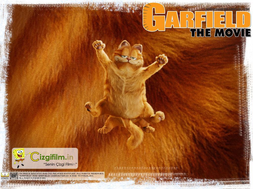 Garfield » Garfield Zıplayışı - Tam boy görmek için tıklayın