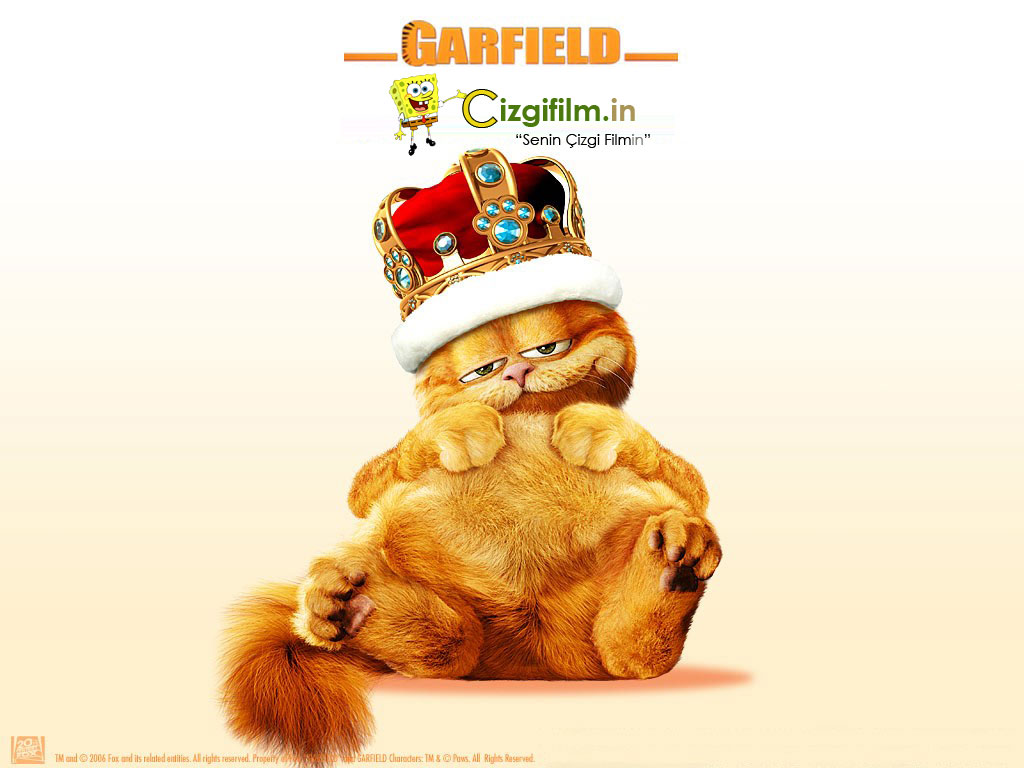 Garfield » Kral Garfield 2 - Tam boy görmek için tıklayın