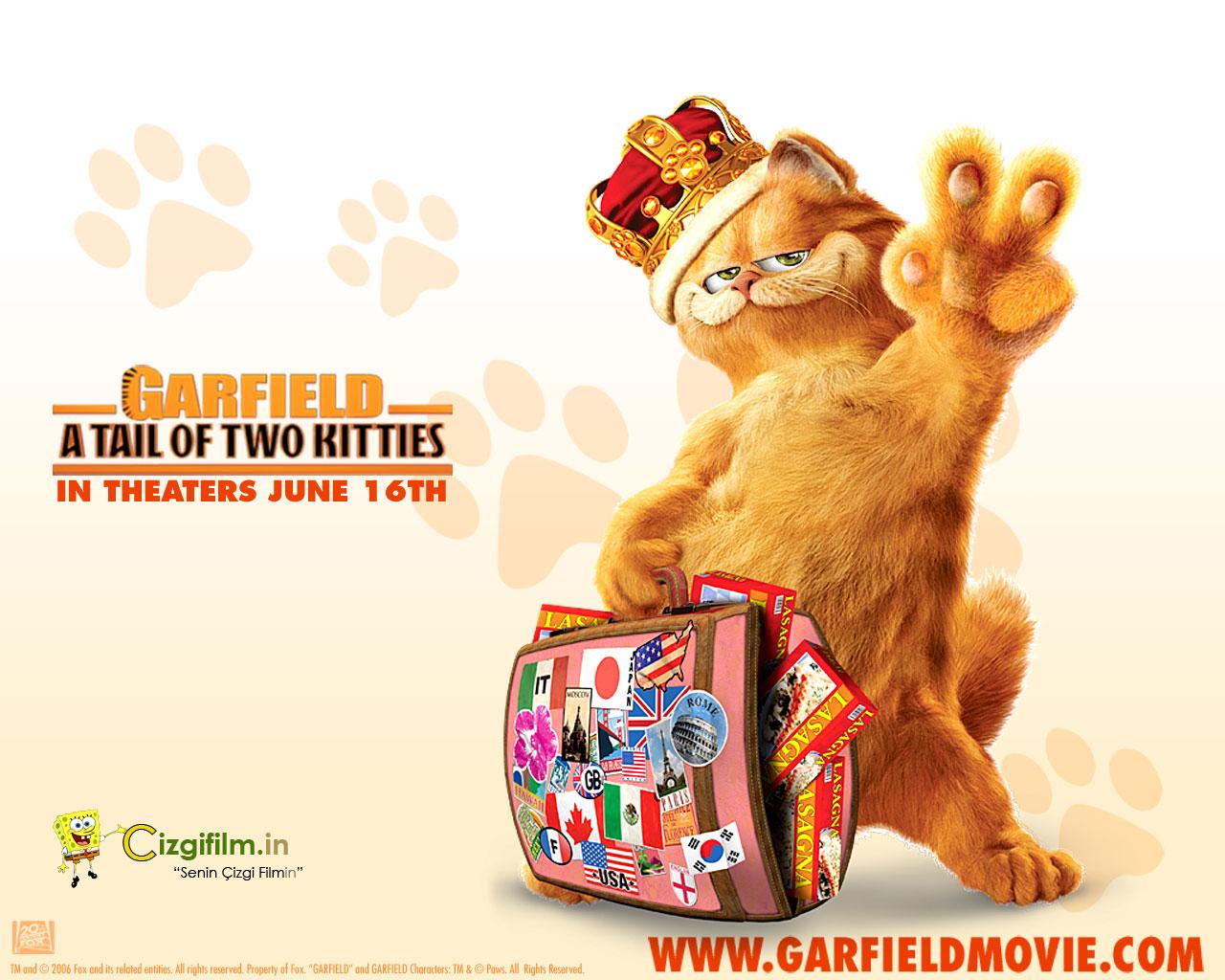Garfield » Kral Garfield 3 - Tam boy görmek için tıklayın