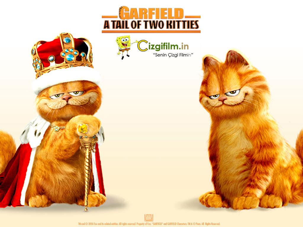 Garfield » Kral Garfield - Tam boy görmek için tıklayın