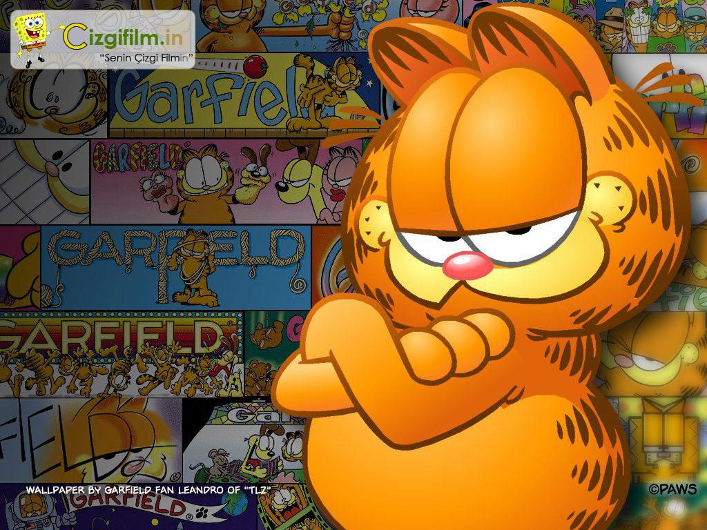 Garfield » Sert Garfield - Tam boy görmek için tıklayın
