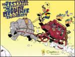 Kitap Festivali - Red kit doldurmuş kitapları fil arabasına kitap dağıtıyor