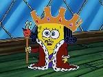 Kral Sünger Bob - Sünger bob'un yeni patron isimli çizgi filminden görüntü, kral sünger bob