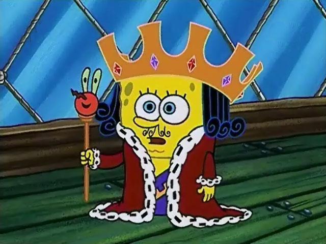 Sünger Bob » Kral Sünger Bob