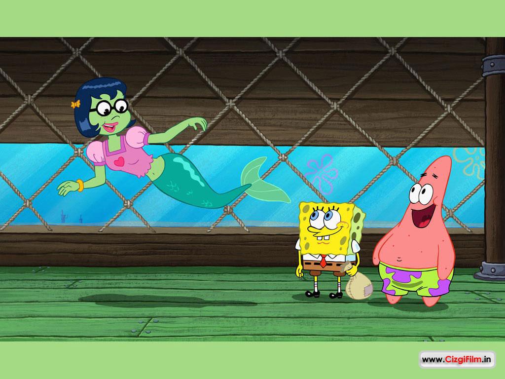 S�nger Bob » Patrick ve S�nger Bob - Tam boy g�rmek i�in t�klay�n