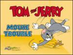 Fareyi Rahatsız Et - Tom yine jerry'i rahatsız etmeye çalışıyor