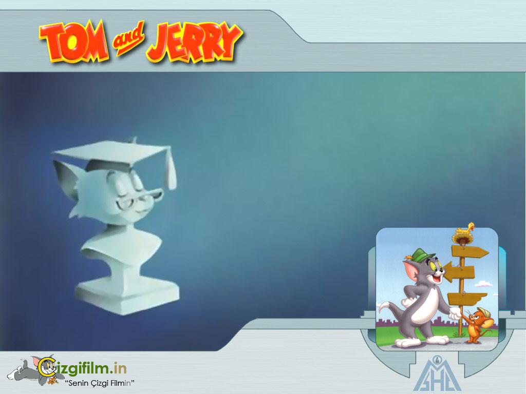 Tom ve Jerry » Prof Dr Tom - Tam boy görmek için tıklayın