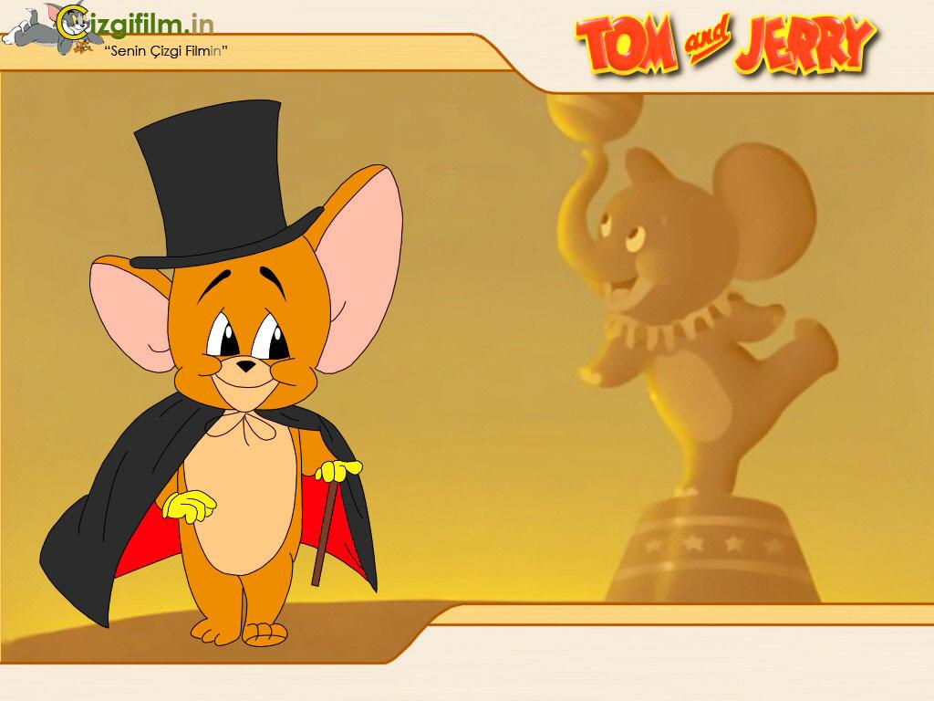 Tom ve Jerry » Sihirbaz Jerry - Tam boy görmek için tıklayın