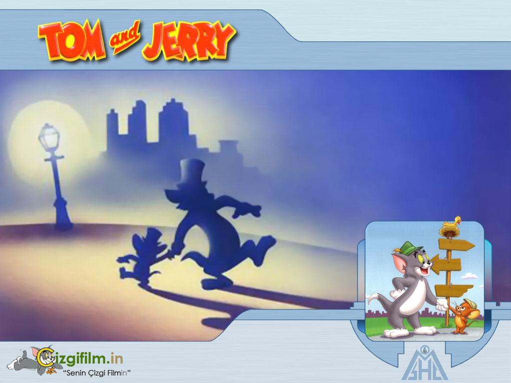 Tom ve Jerry » Tom ve Jerry El Ele - Tam boy görmek için tıklayın