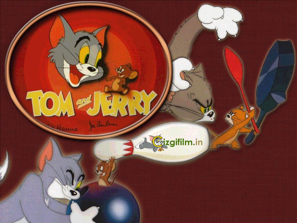Tom ve Jerry » Tom ve Jerry Kapışması - Tam boy görmek için tıklayın