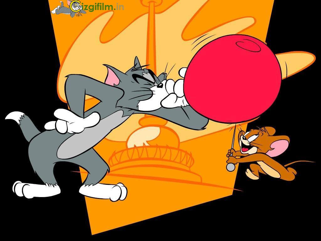 Tom ve Jerry » Tomun Balonu - Tam boy görmek için tıklayın