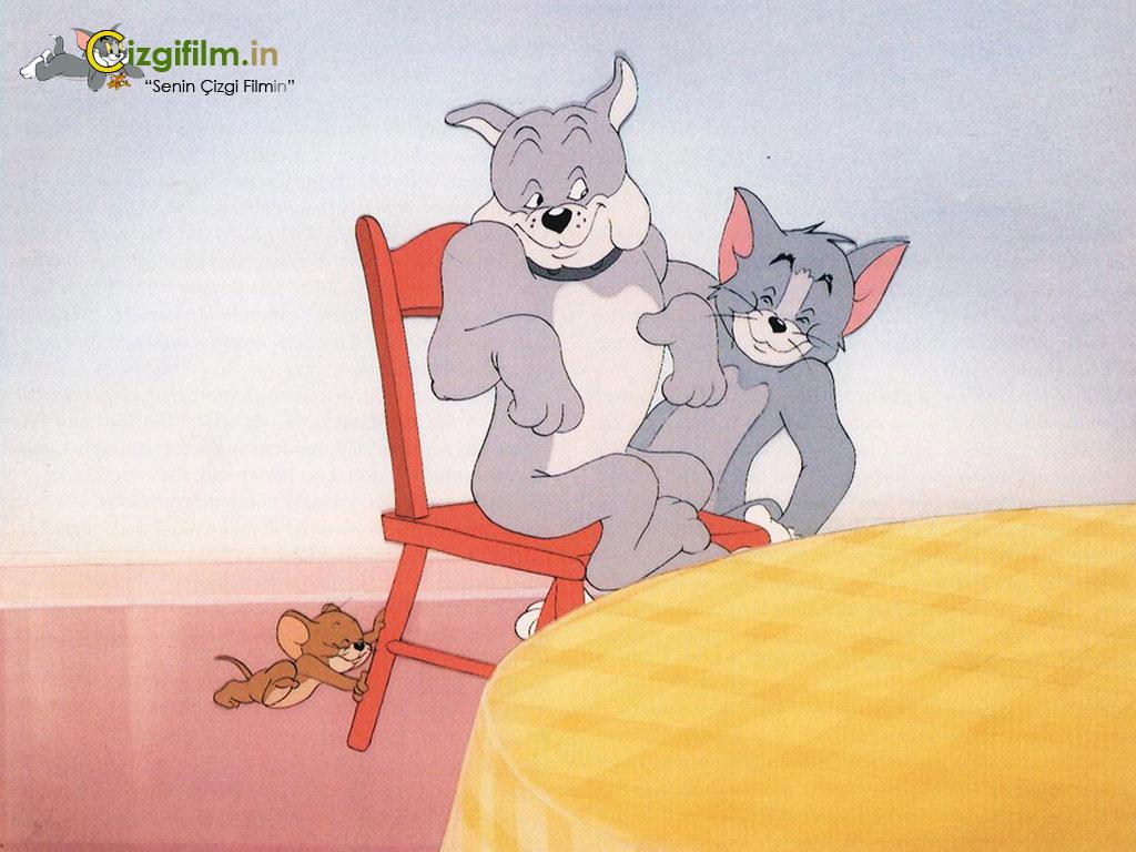 Tom ve Jerry » Uslu Jerrj - Tam boy görmek için tıklayın