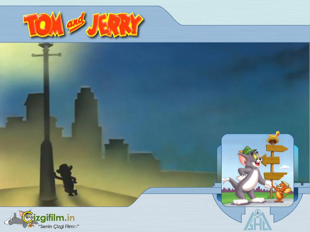 Tom ve Jerry » Yol Ayrımı Gece Yarısı - Tam boy görmek için tıklayın