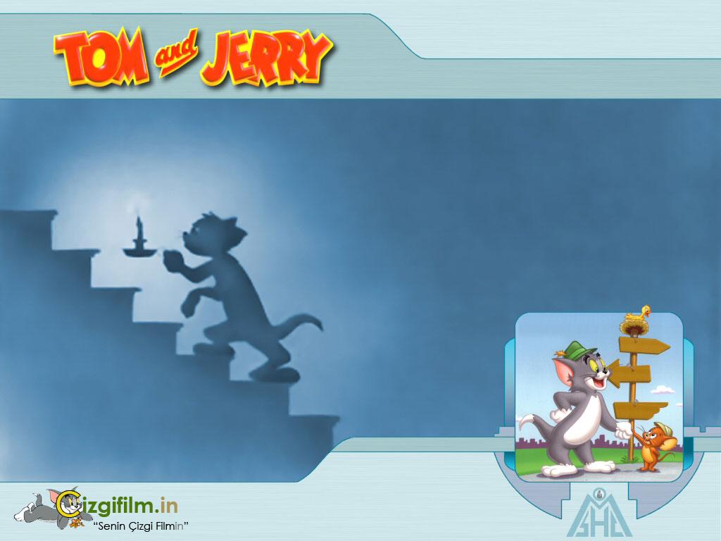 Tom ve Jerry » Yol Ayrımı - Tam boy görmek için tıklayın