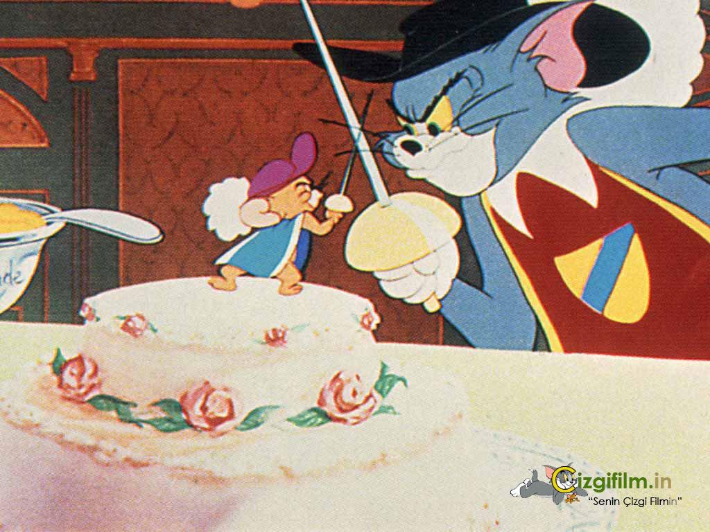 Tom ve Jerry » Zorro Tom ve Jerry - Tam boy görmek için tıklayın