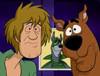 Scooby Doo Mavi Şahinin Maskesi